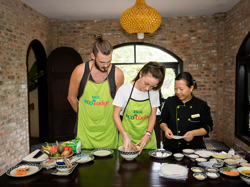 Eco Cooking Class Tour